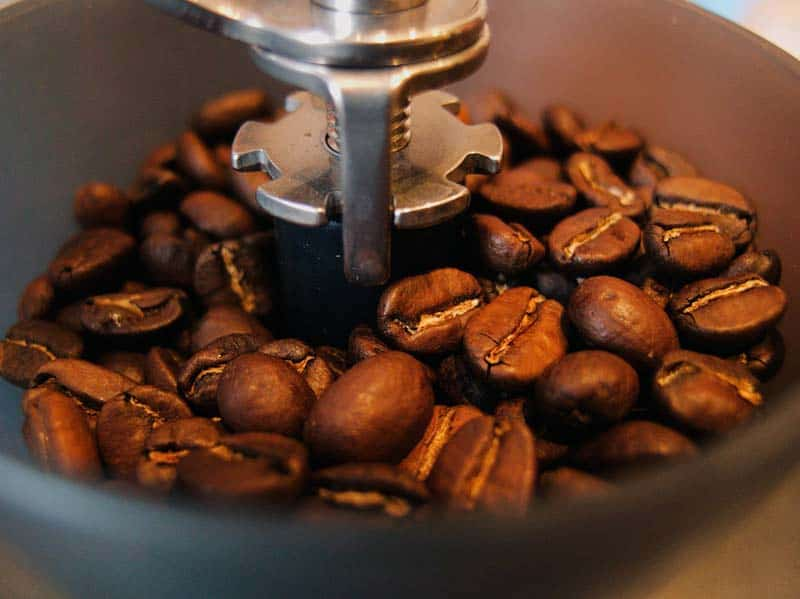 how to grind coffee beans with a ninja