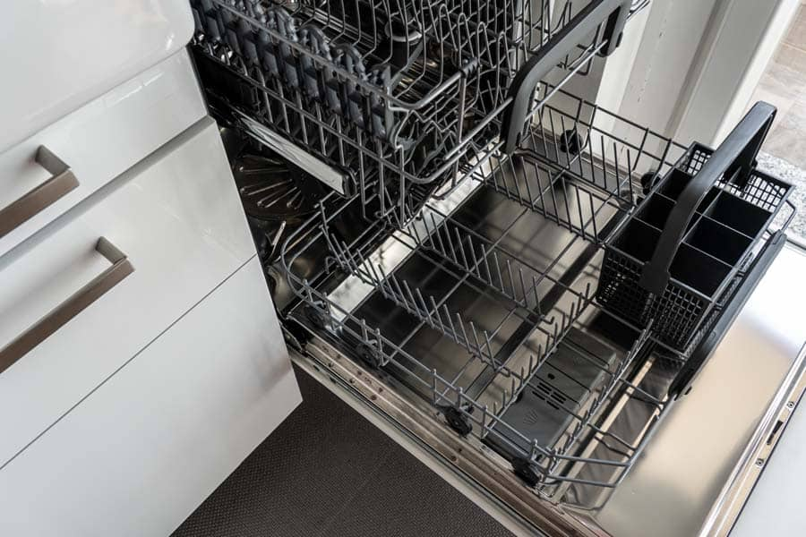 what is the most common cause of a dishwasher leaking