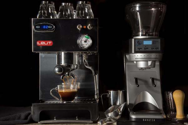 professional espresso machine for home