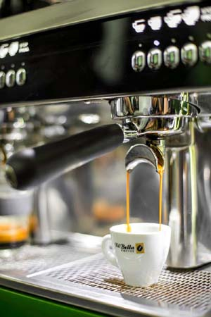 best commercial espresso machine for small business