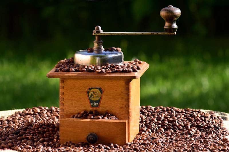 can you use coffee grounds for espresso