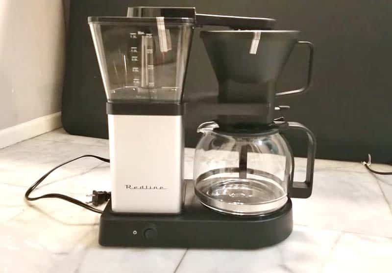 Redline MK1 Coffee Brewer Review