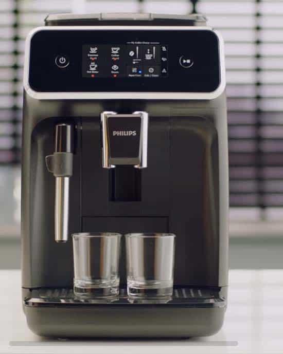 most reliable super automatic espresso machine